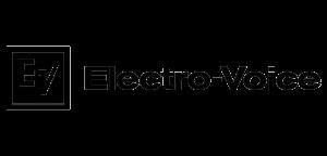 electro-voice logo - szervezdvelem