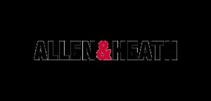 Allen & Heath logo - szervezdvelem